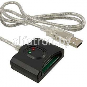 USB устройство: USB 2.0 to express cards