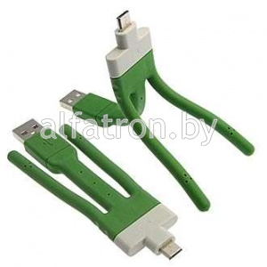 Разъем USB: MicroUSB Transformers Data/Charging